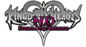 Logo for Kingdom Hearts Dream Drop Distance HD