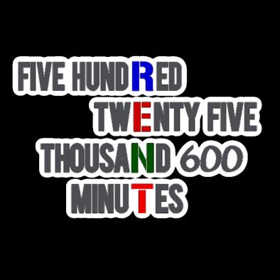 Image showing five hundred, twenty five thousand, six hundred minutes