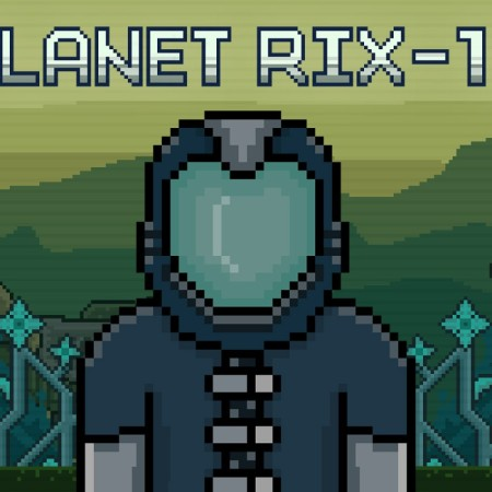 Logo from Planet RIX-13