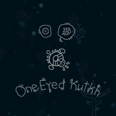 Title screen from One Eyed Kutkh